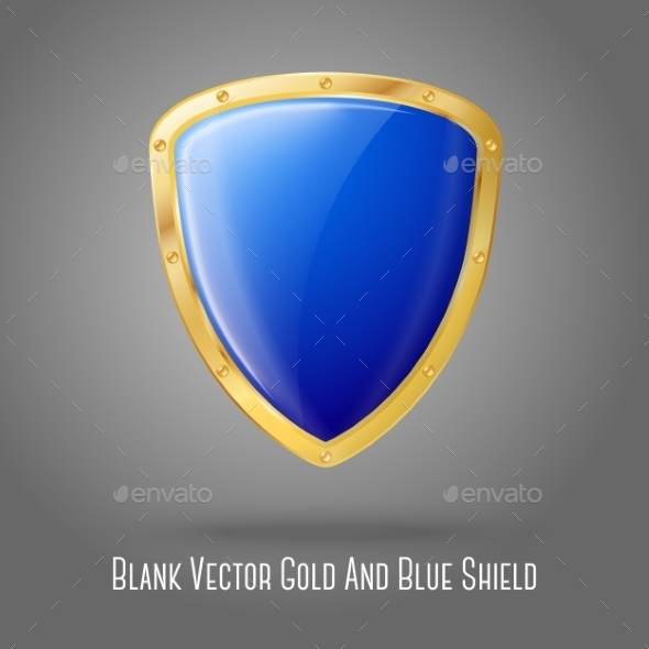 GraphicRiver Shield 9540866