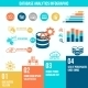 Database Analytics Infographics - GraphicRiver Item for Sale