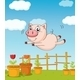 A Pig - GraphicRiver Item for Sale
