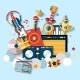 Musical Instruments Set - GraphicRiver Item for Sale