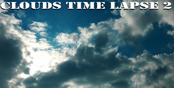 Clouds 2 Time Lapse