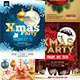 Xmas Flyers Bundle - GraphicRiver Item for Sale
