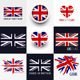 Vector Union Jack Collection - GraphicRiver Item for Sale