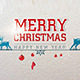 Merry Christmas Background & Cards - GraphicRiver Item for Sale
