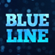 Blue Line Intro - VideoHive Item for Sale