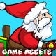 Santa Game Assets - GraphicRiver Item for Sale