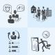 Office Sketch Design Concept - GraphicRiver Item for Sale