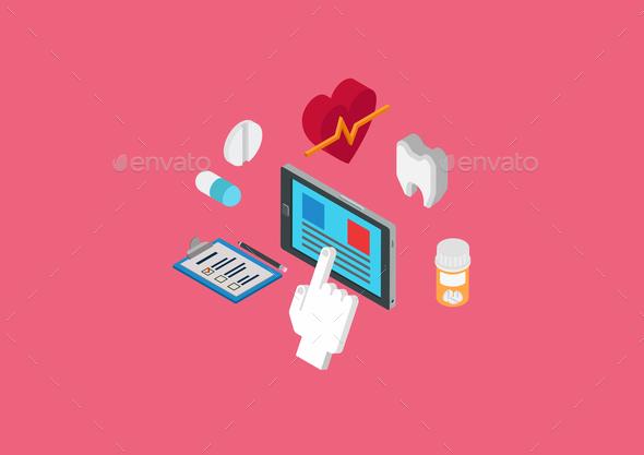 GraphicRiver Medical Concept 9542347
