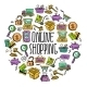 Online Shopping Circle - GraphicRiver Item for Sale