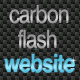 Site Template XML v3 (carbon flash)  - ActiveDen Item for Sale