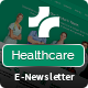 Healthcare | E-Newsletter PSD Template  - GraphicRiver Item for Sale
