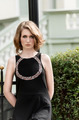 trendy woman in outdoor shoot - PhotoDune Item for Sale