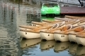 Wooden canoes - PhotoDune Item for Sale