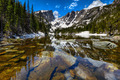 Dream Lake at the Rocky Mountain National Park - PhotoDune Item for Sale