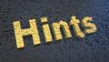 Hints cubics - PhotoDune Item for Sale