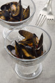 mussel with tomato sauce in a cocktail glass - PhotoDune Item for Sale