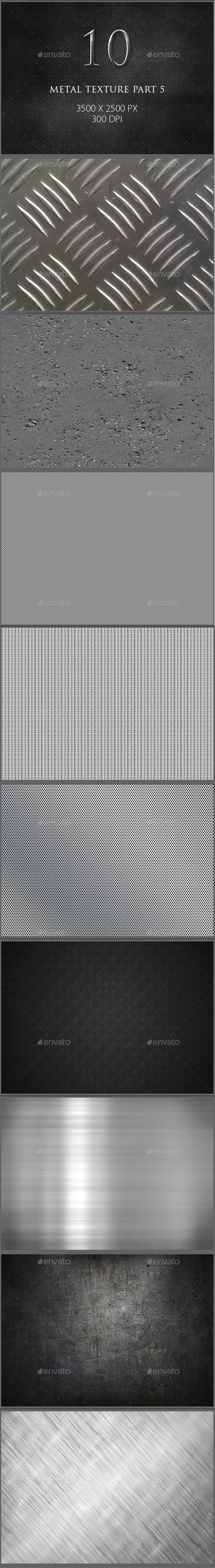 GraphicRiver 10 Metal Texture Part 5 9543840