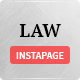 Law - Instapage Template - ThemeForest Item for Sale