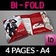 Company Brochure Bi-Fold Template Vol.37 - GraphicRiver Item for Sale