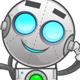 Cartoon Robot - GraphicRiver Item for Sale