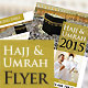 Hajj 2015 Flyer Template (Front & Back) - GraphicRiver Item for Sale