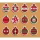 Christmas Tags - GraphicRiver Item for Sale