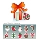 Set of Christmas Tags - GraphicRiver Item for Sale