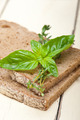 bread basil and thyme - PhotoDune Item for Sale
