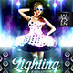 Lighting Evolution (Flyer Template 4x6)  - GraphicRiver Item for Sale