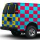 2010 GMC Savana 3500 Wrap Mock Up - GraphicRiver Item for Sale
