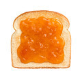 Apricot Preserves on Toast - PhotoDune Item for Sale
