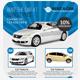 Rent A Car Flyer Bundle - GraphicRiver Item for Sale