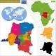 Democratic Republic of the Congo - GraphicRiver Item for Sale