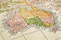 Australia on a vintage map - PhotoDune Item for Sale