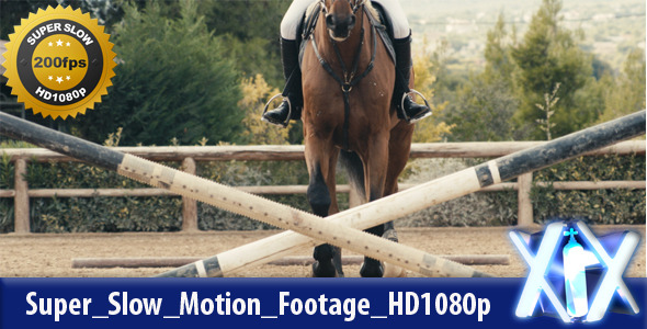 Horse Jumping Oxer