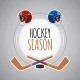 Winter Sports Background Hockey Season - GraphicRiver Item for Sale