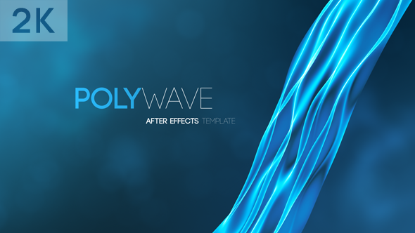 PolyWave Opener and Motion Graphics Pack