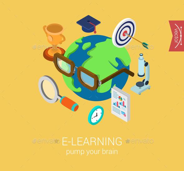 GraphicRiver Education Concept 9550732