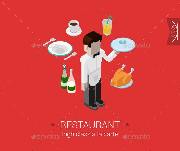 GraphicRiver Restaurant Concept 9550736