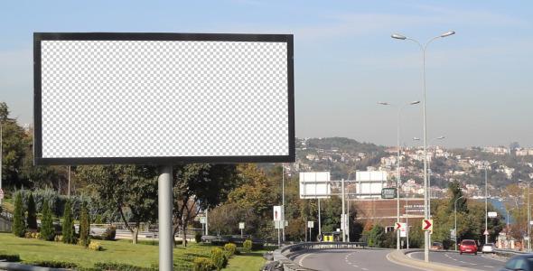 VideoHive Billboard Green Screen 9550981