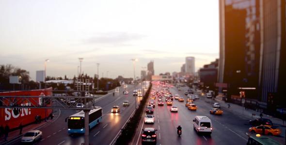 Traffic Night
