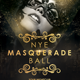 NYE Masquerade Ball Flyer - GraphicRiver Item for Sale