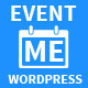 EventMe - Event Landing Wordpress Theme - ThemeForest Item for Sale