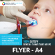 Medical Dental Clinic Flyers Bundle