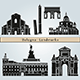 Bologna Landmarks and Monuments - GraphicRiver Item for Sale