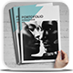 Clean Portofolio Brochure - GraphicRiver Item for Sale