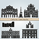 Catania Landmarks and Monuments - GraphicRiver Item for Sale