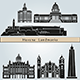 Havana Landmarks and Monuments - GraphicRiver Item for Sale