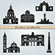 Messina Landmarks and Monuments - GraphicRiver Item for Sale