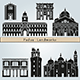 Padua Landmarks and Monuments - GraphicRiver Item for Sale